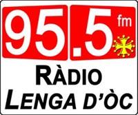 Logo Ràdio Lenga d'òc Narbona